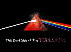 Wallpapers Art - Painting The Dark Side of the TOBLERONE!