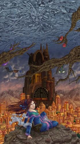 Fonds d'écran Art - Numérique Illustration Irzyka et Hyurne