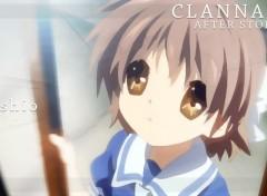 Fonds d'écran Manga [Nardoum] Ushio - Clannad After Story Wall