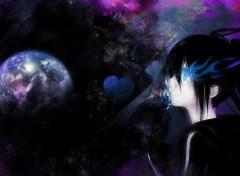 Fonds d'écran Manga Kiss to Earth