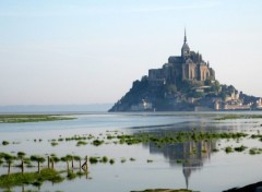 Wallpapers Constructions and architecture Mont St Michel