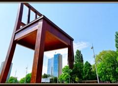 Fonds d'écran Constructions et architecture Chaise ONU