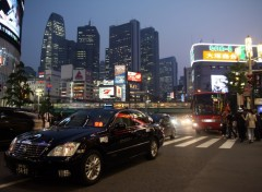 Fonds d'écran Voyages : Asie Shinjuku, Tokyo