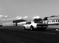 Wallpapers Video Games Chevrolet  Camaro Z28 RM '69
