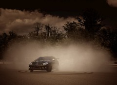 Wallpapers Video Games c 63 AMG burn