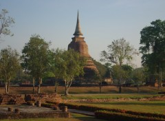 Wallpapers Trips : Asia sukhothai