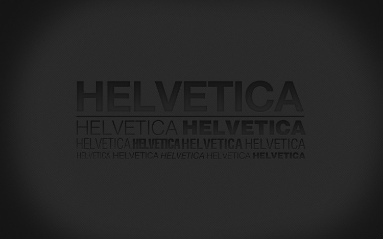 Wallpapers Digital Art Poetry - Texts HELVETICA
