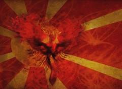 Fonds d'écran Art - Numérique phoenix rising