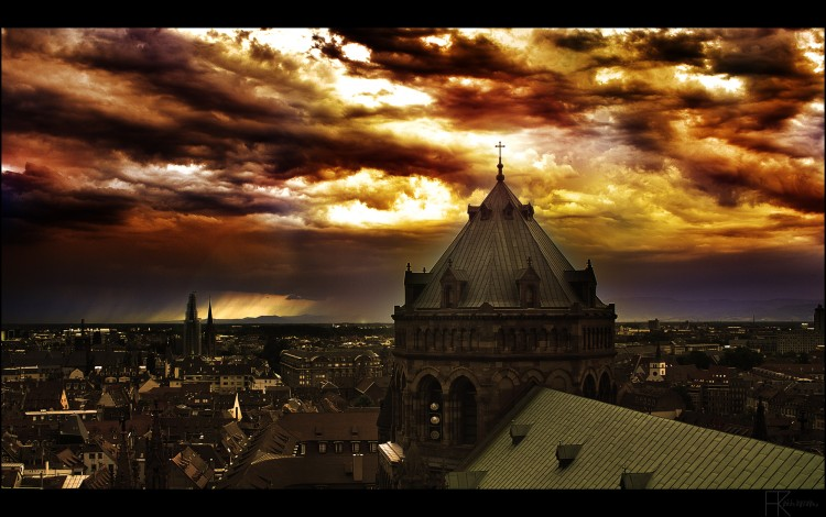 Wallpapers Constructions and architecture Religious Buildings Faith + one