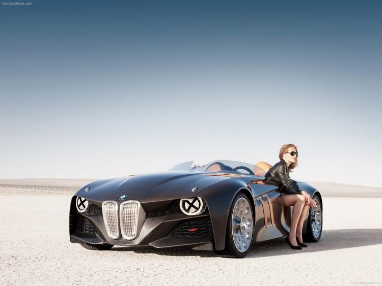 Fonds d'écran Voitures BMW BMW 328 Hommage Concept