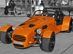 Wallpapers Cars Donkervoort D8