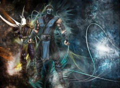 Wallpapers Video Games Mortal Kombat 9