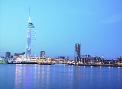 Fonds d'écran Voyages : Europe Spinnaker Tower