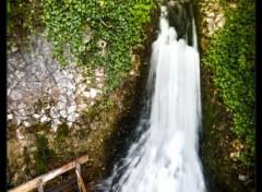 Fonds d'écran Nature Cascade en Suisse