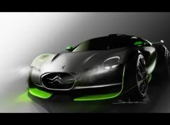 Fonds d'écran Voitures Citroën concept