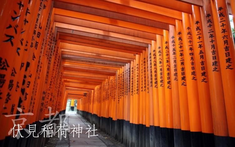Wallpapers Trips : Asia Japan fushimi inari jinja
