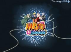Fonds d'écran Manga Naruto Shippuden