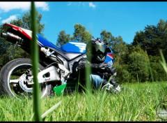 Fonds d'écran Motos CBR 600