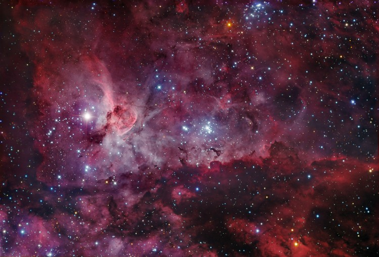 Wallpapers Space Stars - Nebulae NGC3372