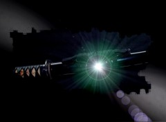 Fonds d'écran Fantasy et Science Fiction Katana