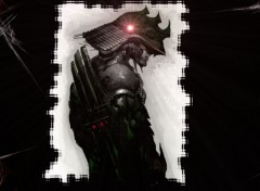 Fonds d'écran Fantasy et Science Fiction Samurai