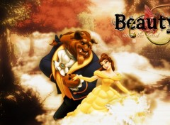 Wallpapers Cartoons Beauty and the beast