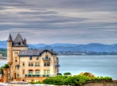 Fonds d'écran Nature Biarritz