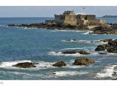 Fonds d'écran Voyages : Europe Fort national de Saint Malo