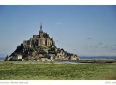 Fonds d'écran Voyages : Europe Mont Saint-Michel .2