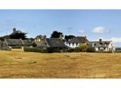 Wallpapers Trips : Europ Iles de Chausey - Village des Blainvillais