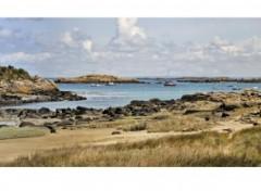 Wallpapers Trips : Europ Iles de Chausey - Anse a la Truelle