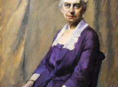 Fonds d'écran Art - Peinture Elizabeth Griffiths Smith Hopper, The Artist's Mother
