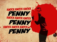 Fonds d'écran Séries TV Knock Knock Knock Penny