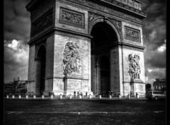 Fonds d'écran Constructions et architecture Arc deTriomphe