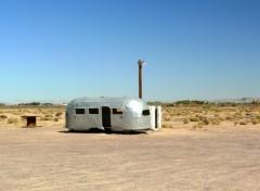 Fonds d'écran Voyages : Amérique du nord bagdad café