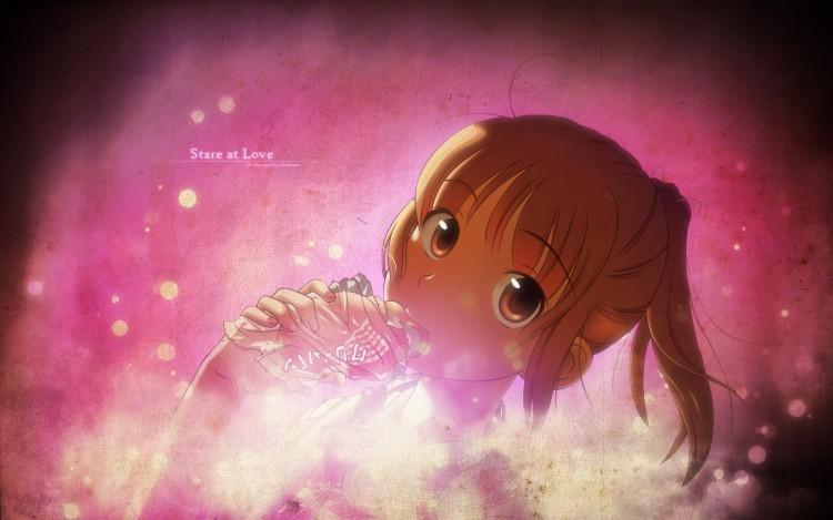 Fonds d'écran Manga Divers Stare at Love