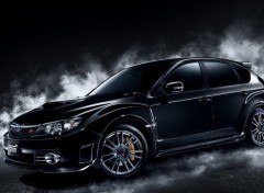Wallpapers Cars Subaru-Impreza-STi-