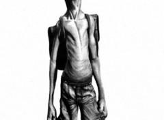 Fonds d'écran Art - Crayon PAUL