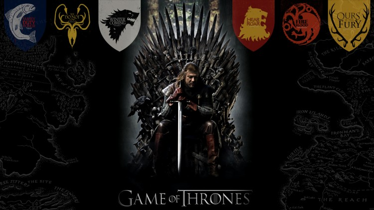 Fonds d'écran Séries TV Le Trône de Fer : Game Of Thrones Eddard Stark