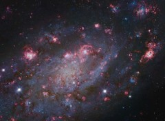 Wallpapers Space NGC 2403