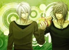 Fonds d'écran Manga Sweet Valentine