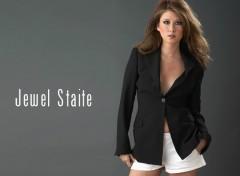 Fonds d'�cran C�l�brit�s Femme Jewel Staite