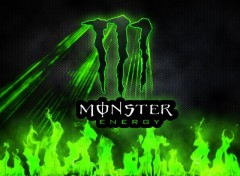 Fonds d'écran Objets Monster Energy