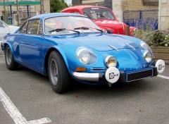 Fonds d'écran Voitures Renault alpine