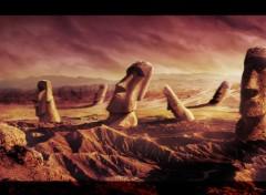 Wallpapers Digital Art Mars