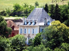 Wallpapers Constructions and architecture Chateau la Tuiliere