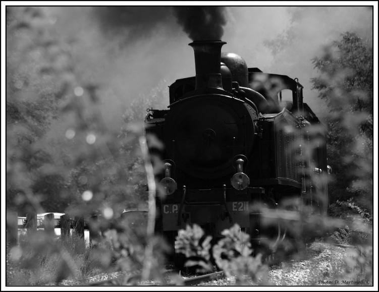 Fonds d'écran Transports divers Trains Old Train