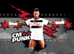 Fonds d'écran Sports - Loisirs CM Punk