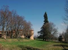 Fonds d'écran Constructions et architecture chateau de Valinches, Loire 42