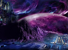 Wallpapers Fantasy and Science Fiction Paysage Espace